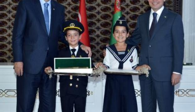 Erdoğan, Türkmenistanı ziyaret edecek