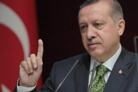 Erdoğandan Abbasa taziye mesajı
