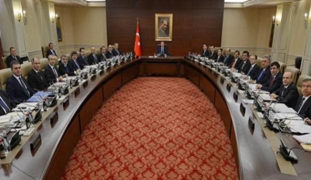 Erdoğanın başkanlığındaki ilk MGK başladı