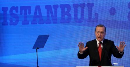 Cumhurbaşkanı Erdoğan - NATO PA 62. Genel Kurulu