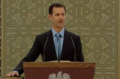 Suriye Devlet Başkanı Beşşar Esad'dan IŞİD açıklaması