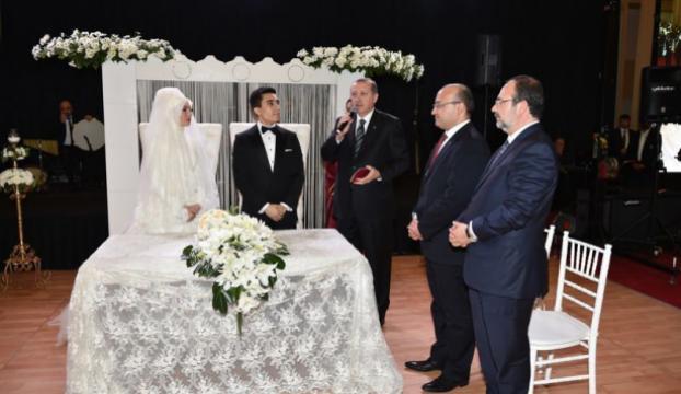 Ankarada çok gizli düğün!