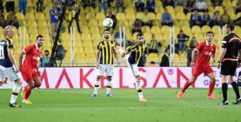 Gergin maç Fenerbahçe'nin!