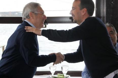 Fenerbahçe yemekte buluştu