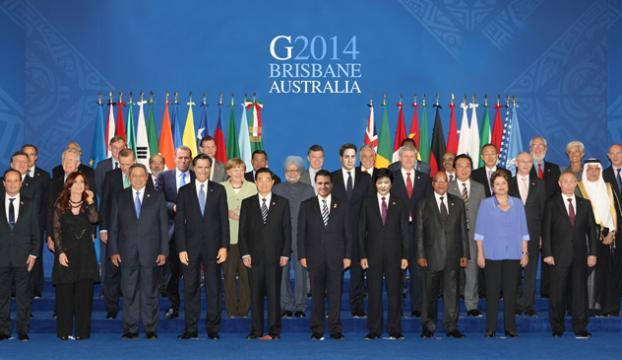 G20 dönem başkanlığı Türkiyenin