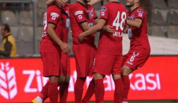 Gençlerbirliği- Etimesgut Belediyespor maç sonucu