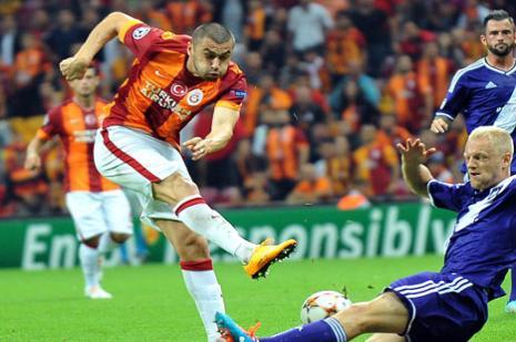 Galatasaray'da son bir umut