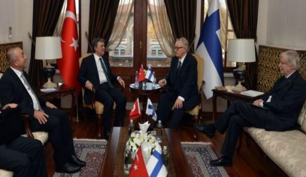 Abdullah Gül 3 ay sonra Ankarada