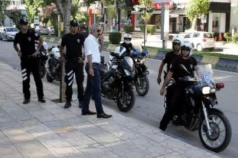 Yakalanan 159 kişiden 4ü tutuklandu
