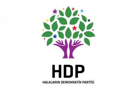 HDP Heyeti Kandile gitti