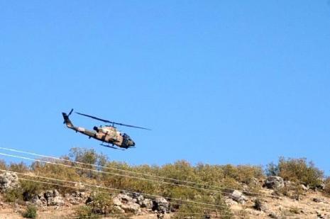 Güvenlik güçleri PKK ile çatıştı