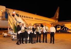 Helsinki'den Gazipaşa'ya direkt uçuşlar başladı