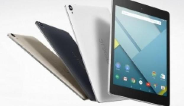 HTC Nexus 9, Google Playde satışa sunuldu