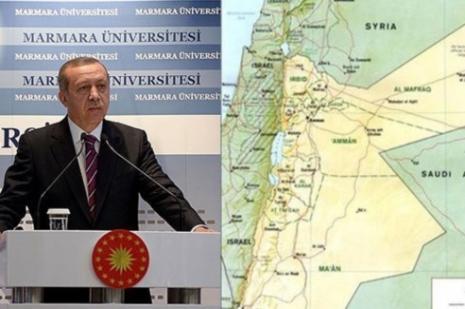İşte Erdoğanın bahsettiği o harita