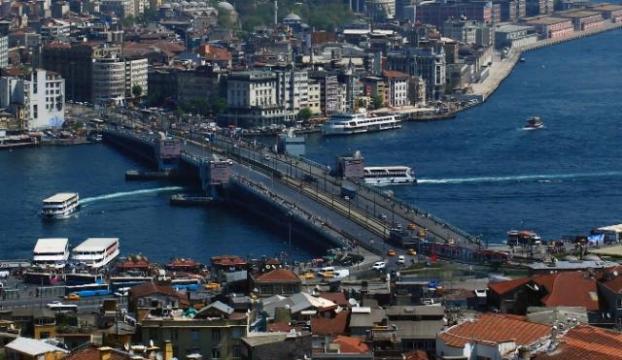 İlk sırada İstanbul var