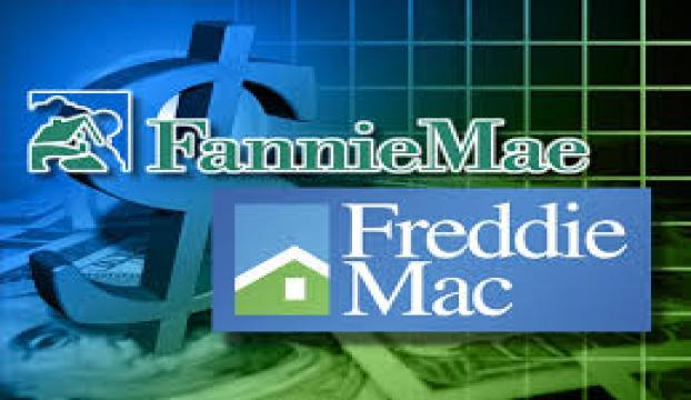 Fannie Mae ve Freddie Mac yükselişte
