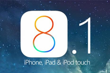 Apple iOS 8.1 için gün verdi: 20 Ekim