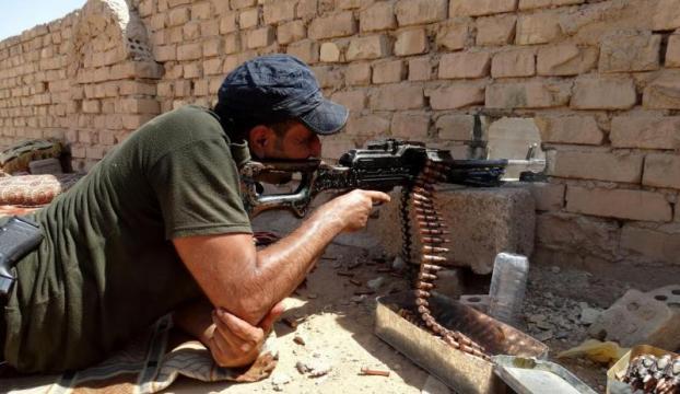 Fellucede IŞİDe darbe