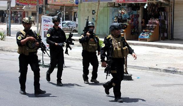 Irak ordusundan IŞİD operasyonu