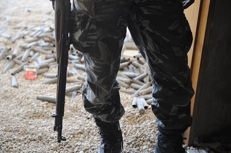 Salahaddin ilinde IŞİDe darbe