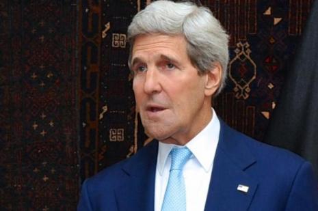 """Kerry:""""Türkiye ön saflarda yer alacak"""""""