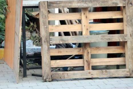 Gencin cesedini temizlik işçileri buldu