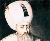 Kanuni Sultan Süleyman'ın hayatı