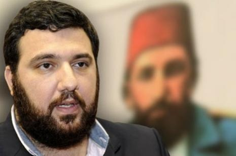 BBPnin İstanbul adayı Kayıhan Osmanoğlu