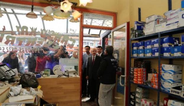 Kılıçdaroğlu: zararın bir an önce karşılığının ödenmesi lazım