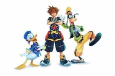Kingdom Hearts 3e Unreal 4 desteği geliyor