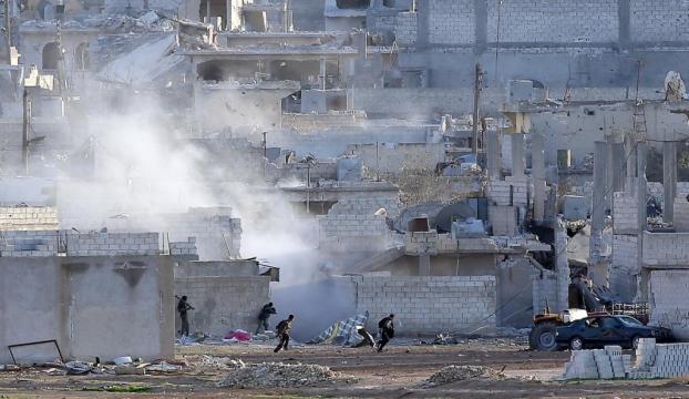 Kobanide 4 köy IŞİDin elinden alındı
