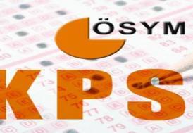 KPSS Ortaöğretim sınavı için giriş belgeleri