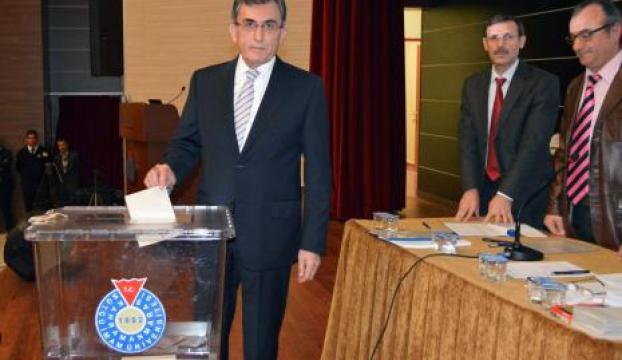 KSÜde rektörlük seçimleri sonuçlandı