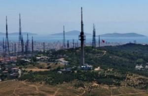 """""""Çamlıca'daki TV kuleleri yıkılacak"""""""