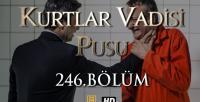 Kurtlar Vadisi Pusu 246. Bölüm HD