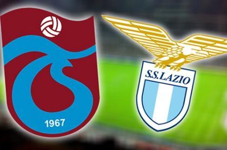 Trabzonspor-3 Lazio 3