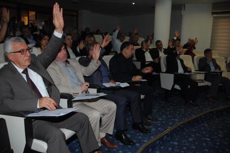 Manavgat Belediyesinin 2015 yılı tahmini bütçesi