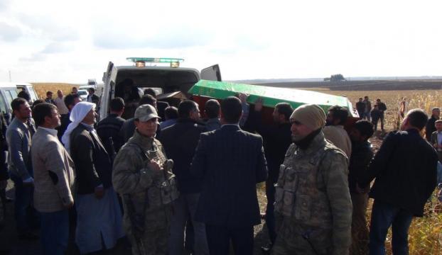 Mardinde yakılmış 2 erkek cesedi bulundu