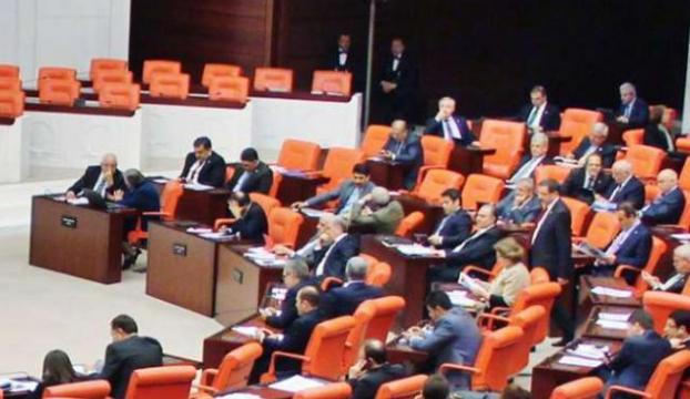 Mecliste sahte MİT belgeli 5 kişi yakalandı!