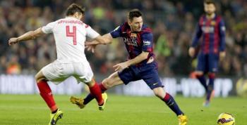 Messi'den bir rekor daha