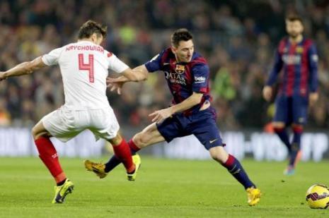 Messi'den bir rekor daha geldi
