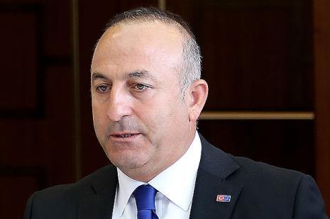 Dışişleri Bakanı Mevlüt Çavuşoğlu'ndan tepki