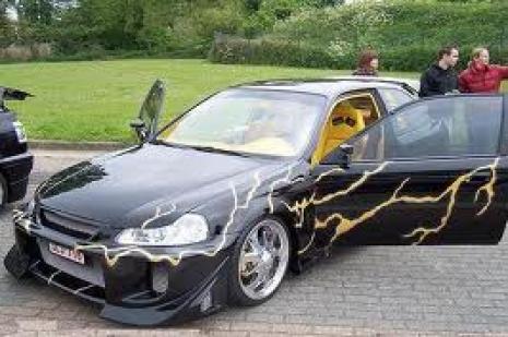 Modifiyeli araçlara ceza yağdı