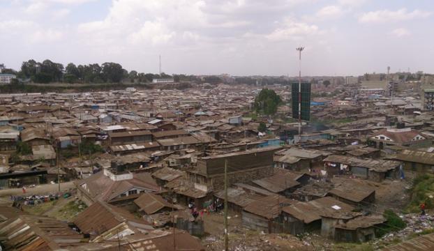 2 milyondan fazla kişi barakalarda yaşıyor