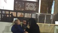 Şaşmaz ailesi Şeb-i Arus törenlerine katıldı