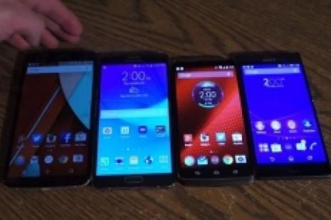 En popüler akıllı telefonları yakından inceleyin