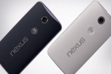 Nexus 6 için ön sipariş süreci