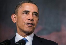Obama, IŞİD'i bozguna uğratmaktaki kararlılığı vurguladı