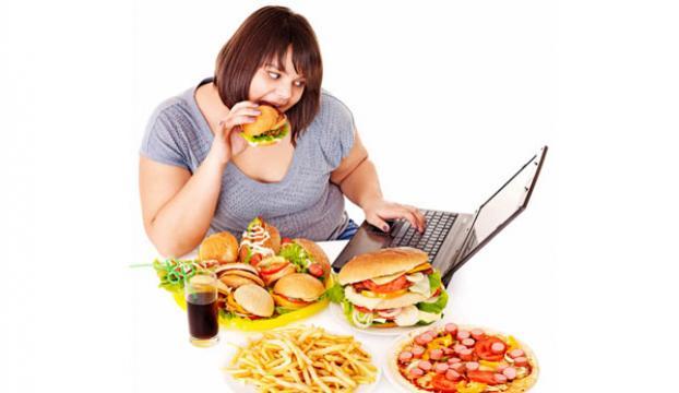 Karaciğerin düşmanı obezite