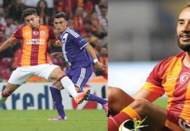 Galatasaray'da 2 yıldız isim kadro dışı